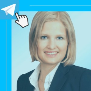 Telegram von Katrin Ebner-Steiner
